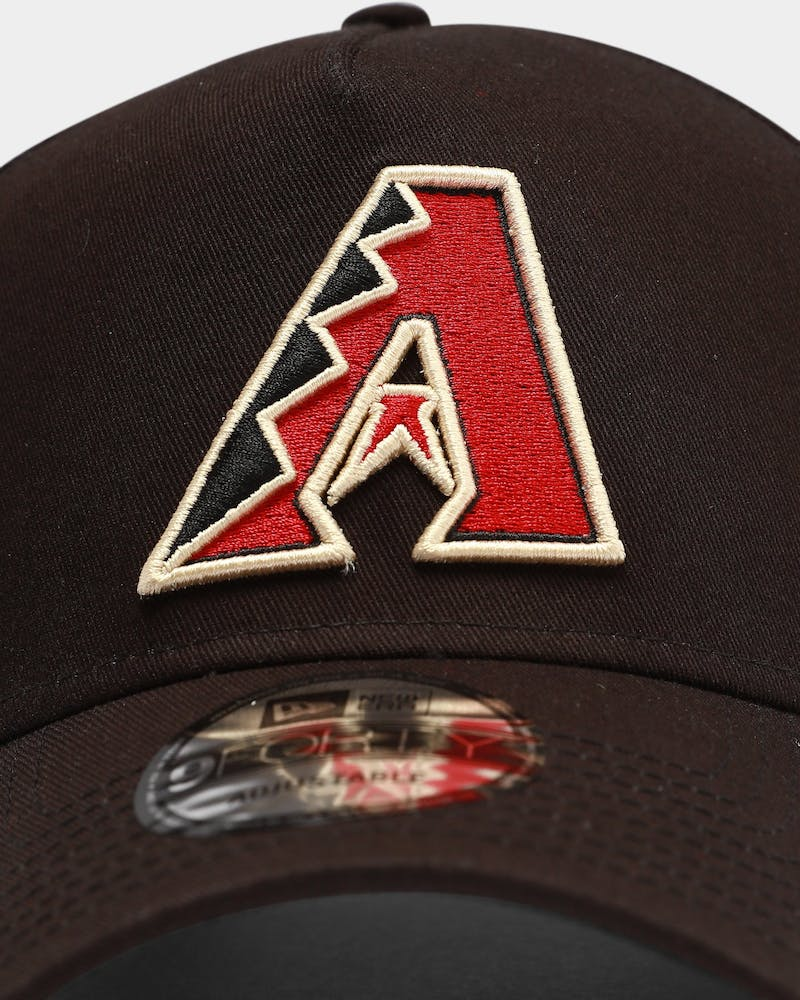 New Era Arizona Diamondbacks MLB 9FORTY A-Frame Snapback Black