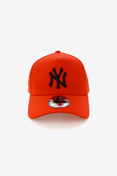 New Era New York Yankees CK 940 A-Frame Snapback Cherry/Black