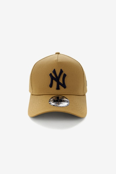 New Era New York Yankees CK 940 A-Frame Navy UV Snapback Wheat