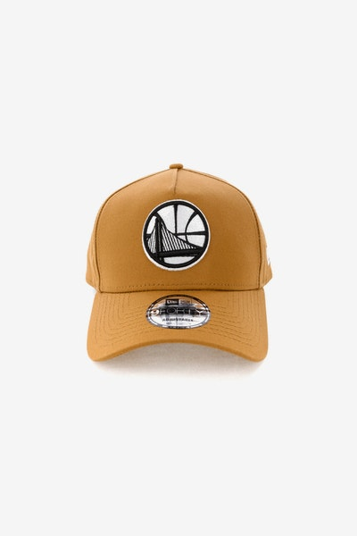 New Era Golden State Warriors CK 940 A-Frame Snapback Chipmunk