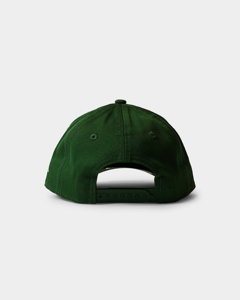 New Era Youth Raiders 9FORTY A-Frame Snapback Eden Green