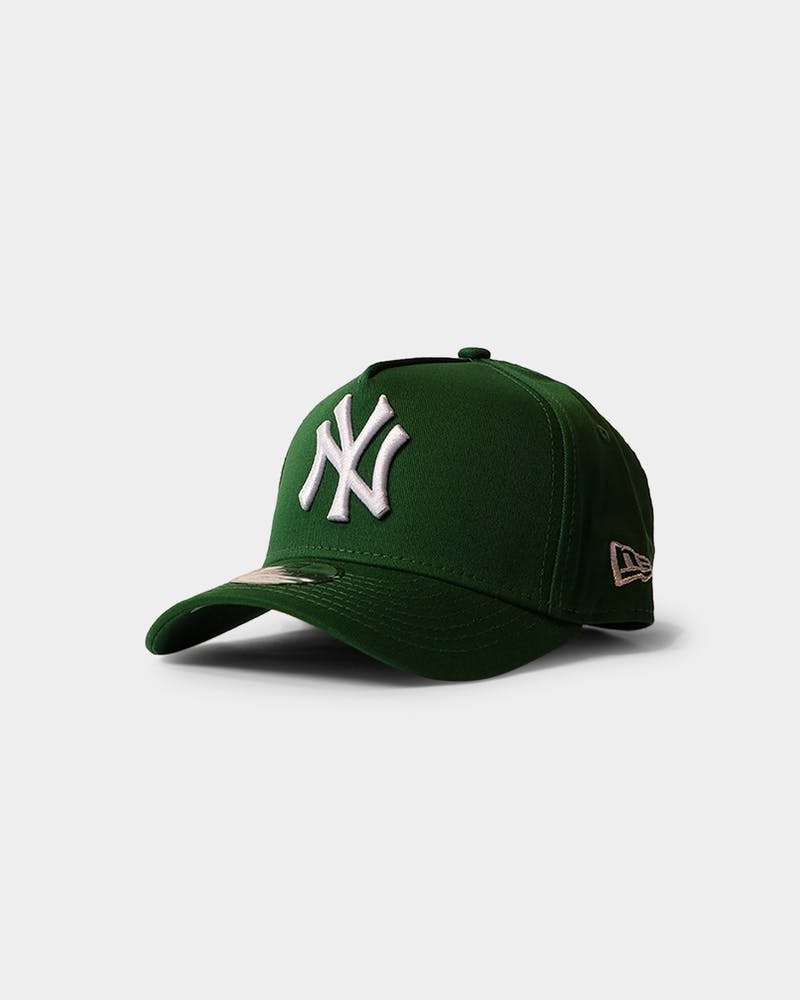 New Era Youth New York Yankees 9FORTY A-Frame Snapback Eden Green