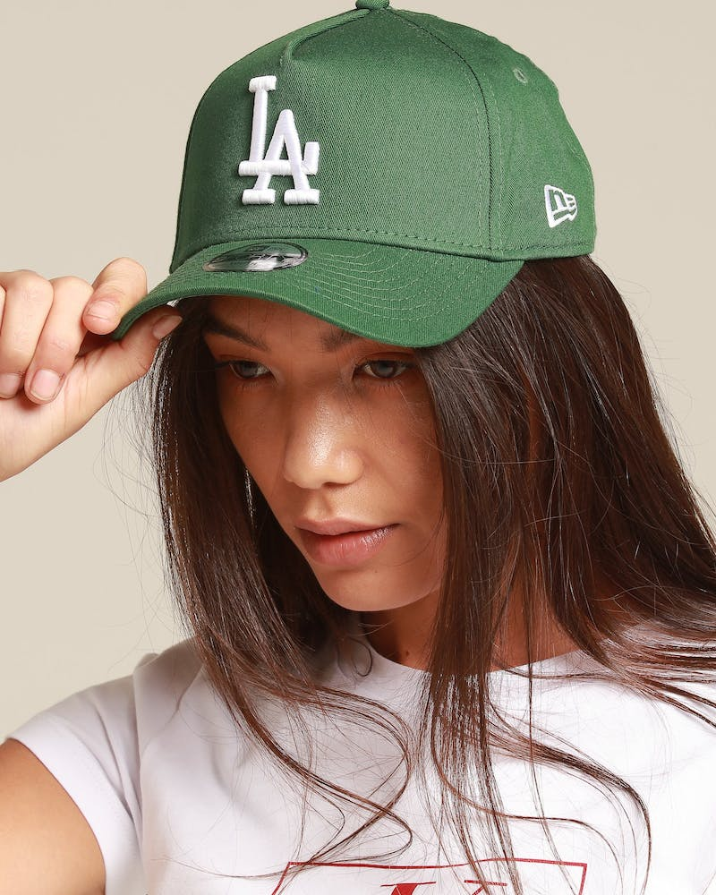 New Era Youth Los Angeles Dodgers 9FORTY A-Frame Snapback Eden Green