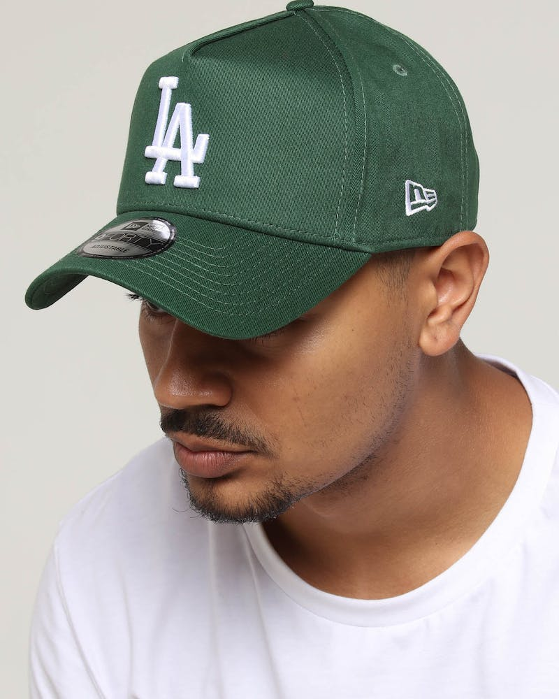 New Era Los Angeles Dodgers 9FORTY A-Frame Snapback Eden Green