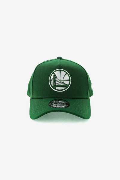 New Era Golden State Warriors CK 940 A-Frame Snapback Eden Green