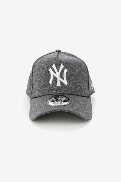 New Era New York Yankees CK 940 A-Frame Melange Snapback Dark Grey/White