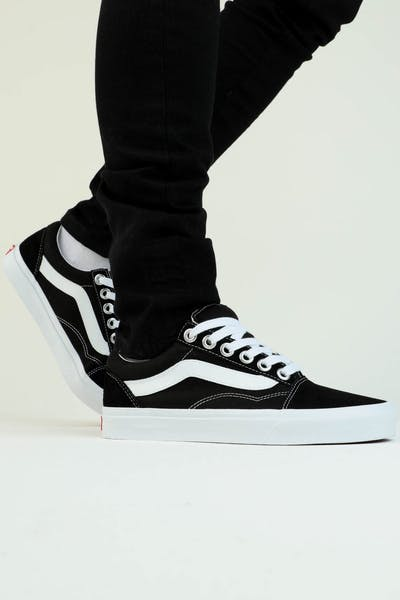 Vans Old Skool OS Black/White