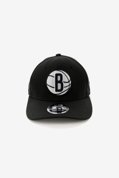 New Era Brooklyn Nets 9FIFTY Stretch Snapback OTC Black