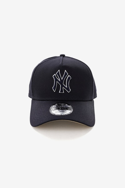 New Era New York Yankees CK 940 A-Frame UV Snapback Navy/Camel
