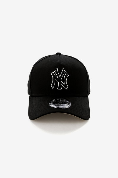 New Era New York Yankees CK 940 A-Frame UV Snapback Black/Camel