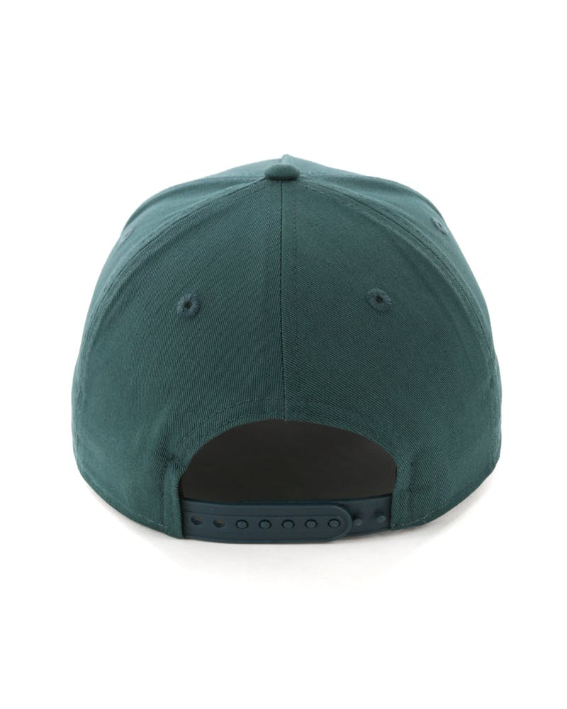 New Era Pittsburgh 9FORTY A-Frame Snapback Pine/Purple