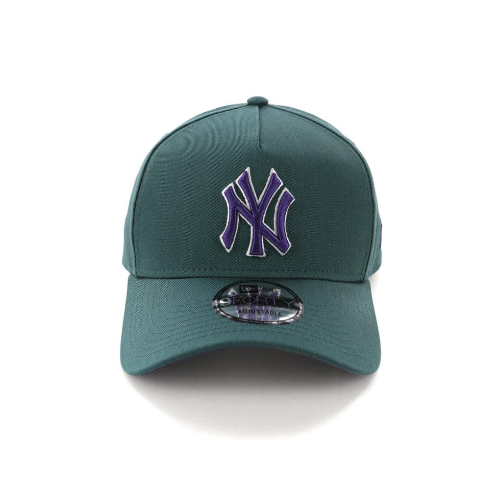 e666abe8a2b ... promo code for new era new york yankees ck 940 a frame snapback pine  purple 707d0