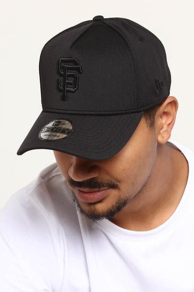 New Era San Francisco Giants 9FORTY Neo Snapback Black