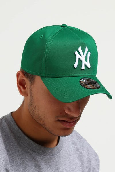b9fede33d1c New Era New York Yankees CK 9FORTY A-Frame Snapback Emerald Green