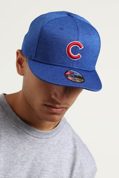 New Era Chicago Cubs 9FIFTY Tech Snapback Blue