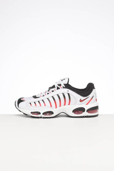 NIKE AIR MAX TAILWIND IV WHITE/RED/BLACK