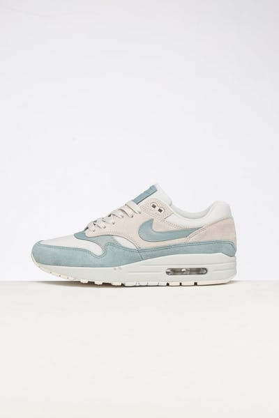 Nike Women's Air Max 1 SE Overbranded Phantom/Ocean Blue