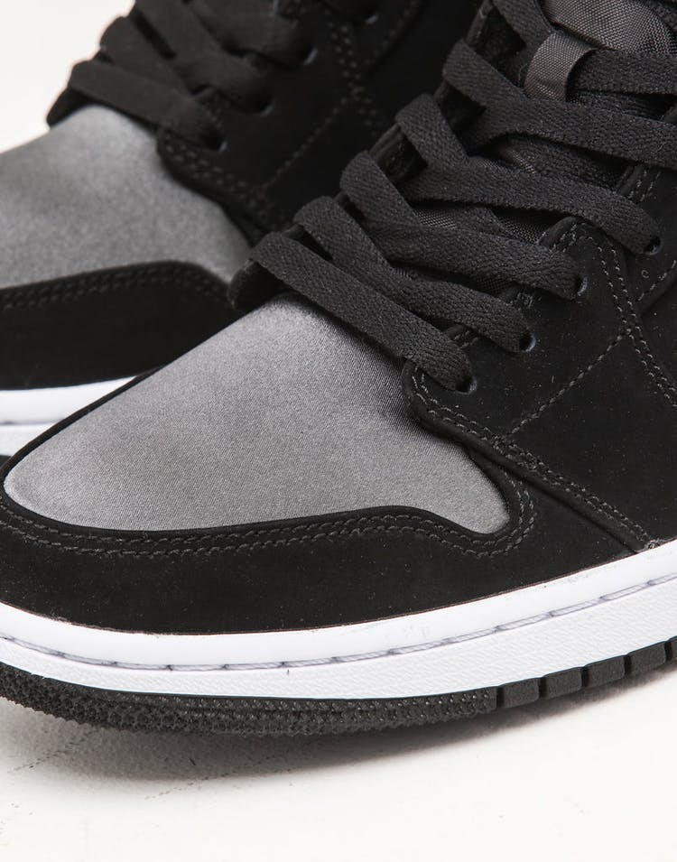 Jordan Air Jordan 1 Mid SE Black/Anthracite/White