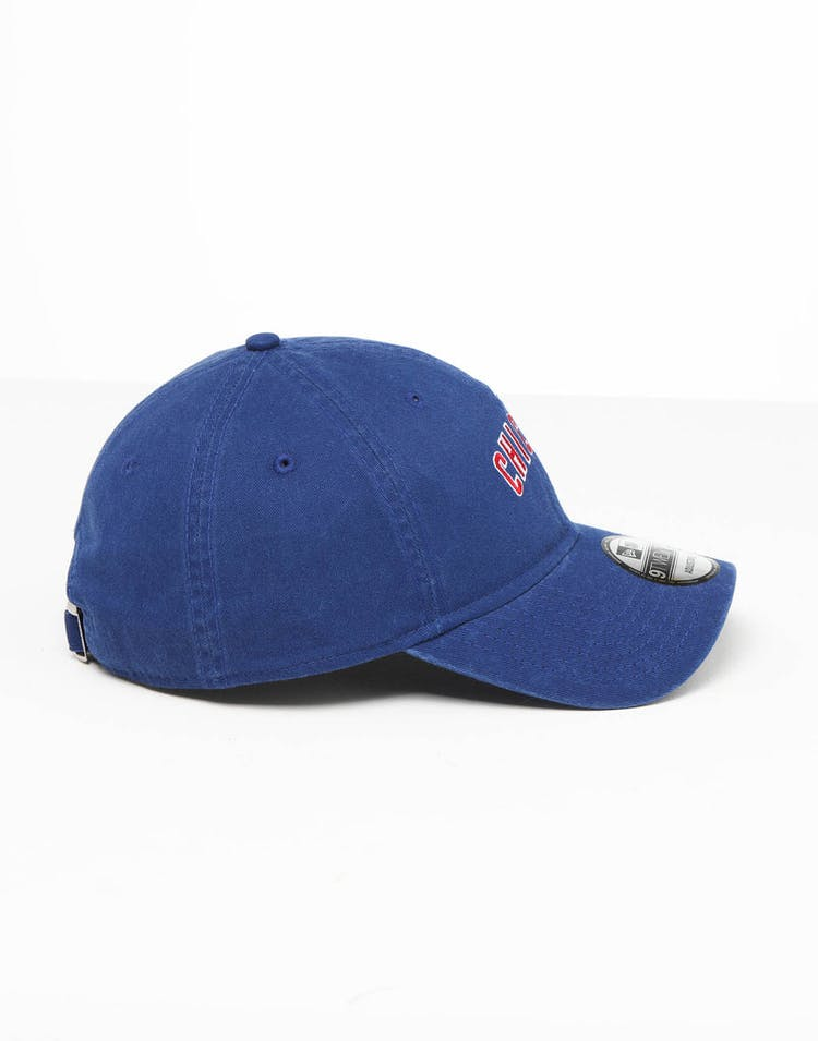 New Era Chicago Cubs 9TWENTY Strapback Blue
