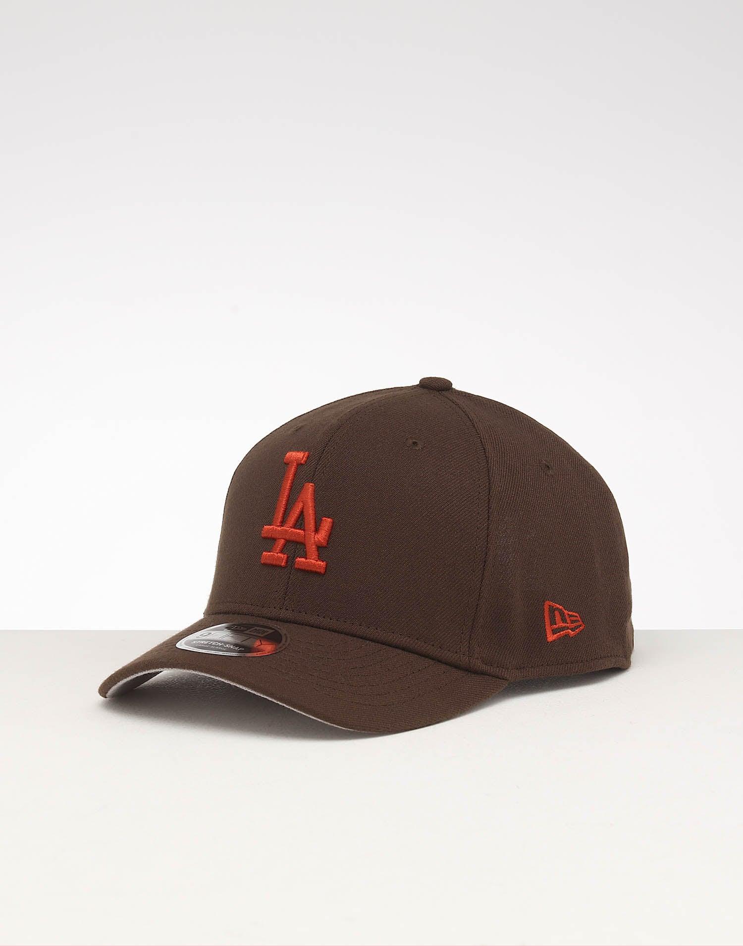 New Era 9Fifty Stretch Snapback Cap Los Angeles Dodgers