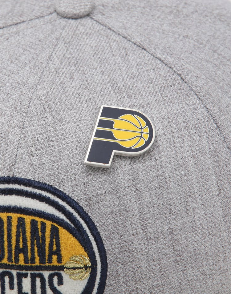 New Era Indiana Pacers 59FIFTY NBA Draft Fitted Blue/OTC