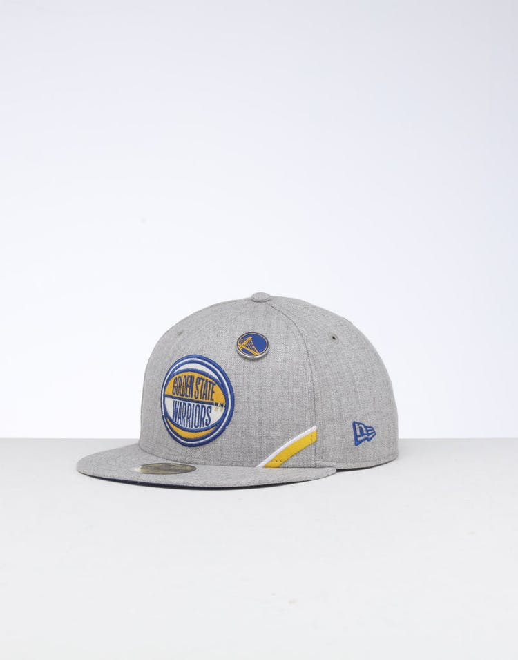 best service 79eaa f16ee New Era Golden State Warriors 59FIFTY NBA Draft Fitted Royal OTC