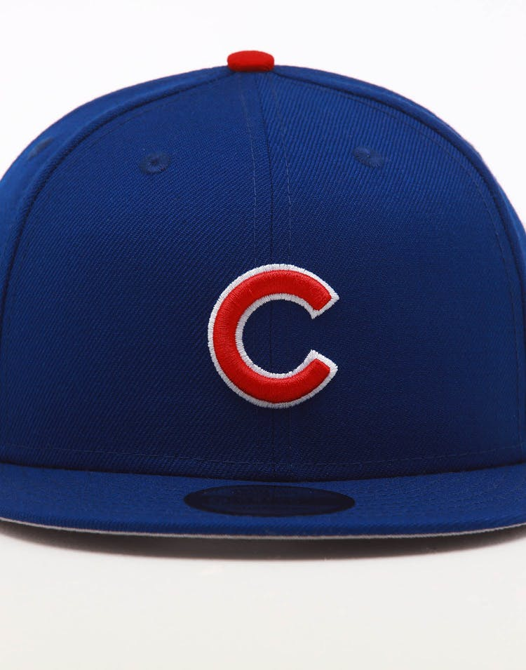 New Era Chicago Cubs 9FIFTY SWAROVSKI '16 Snapback Royal