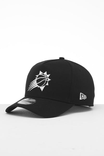 New Era Phoenix Suns 9FORTY K-Frame Snapback Black/White