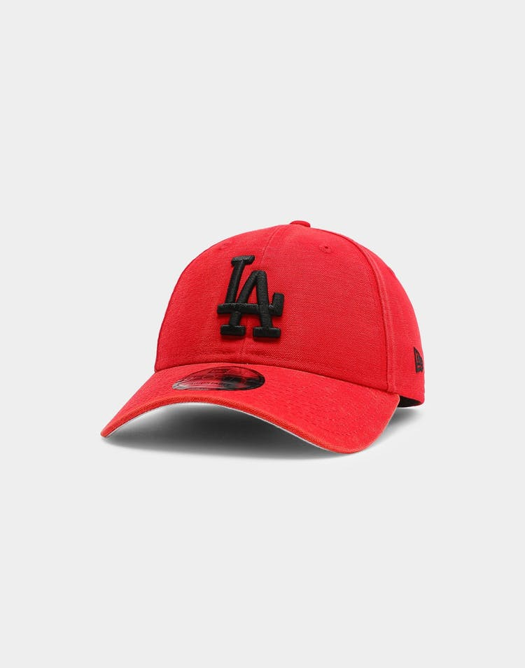 Los Angeles Dodgers Canvas 9FORTY MLB Strapback