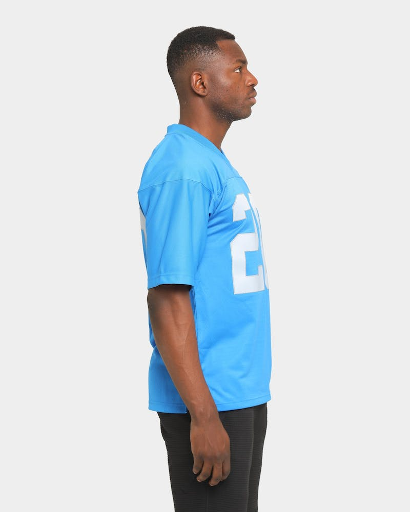 Mitchell & Ness Detroit Lions Barry Sanders #20 Legacy Jersey Blue