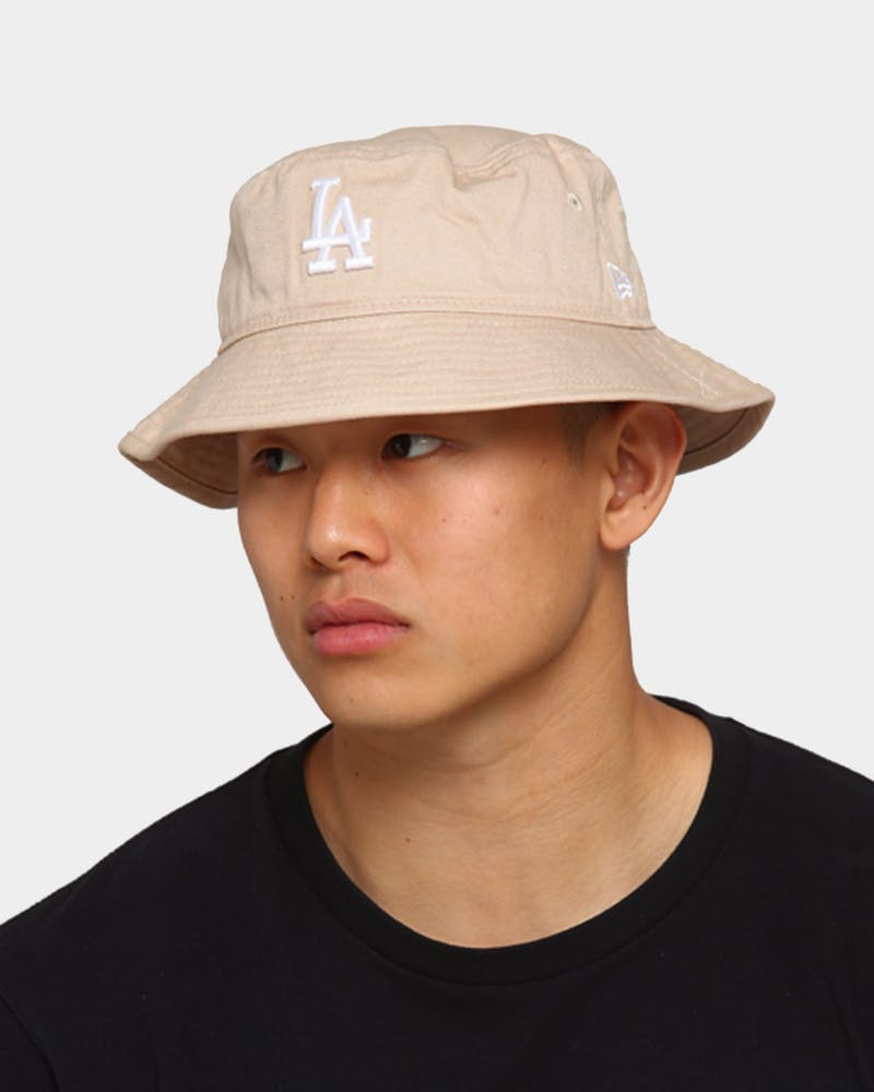 New Era Los Angeles Dodgers Bucket Hat Tumbleweed