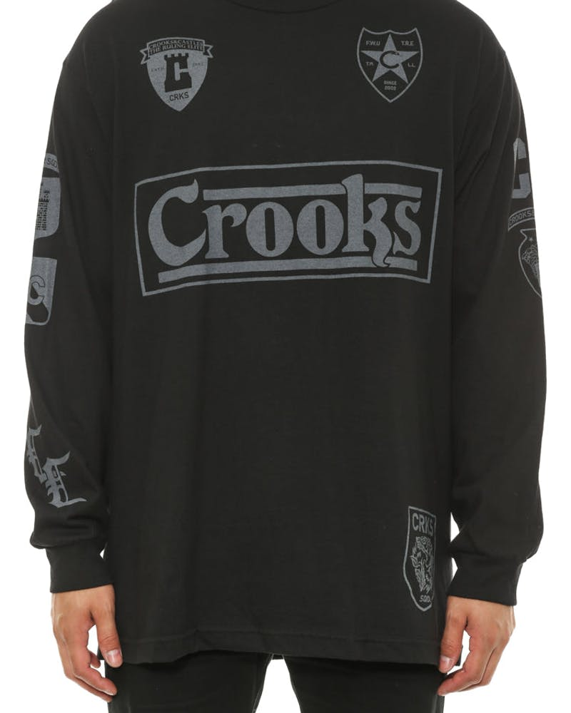 Soldier Long Sleeve Black