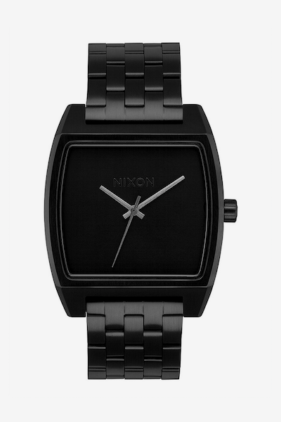 Nixon Time Tracker Black