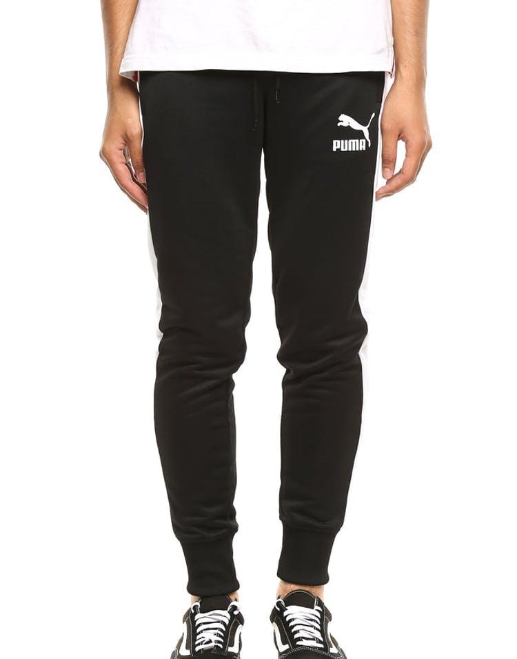 online retailer 61091 96a83 Puma Archive T7 Track Pant Black