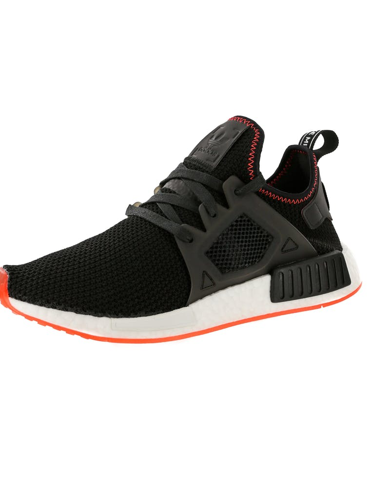 Adidas Originals Ndm Xr1 Black White Red By9924 Culture Kings Us