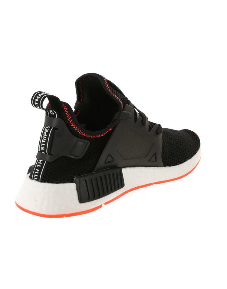 promo code d8054 92dcb Adidas Originals NMD XR1 Black/White/Red