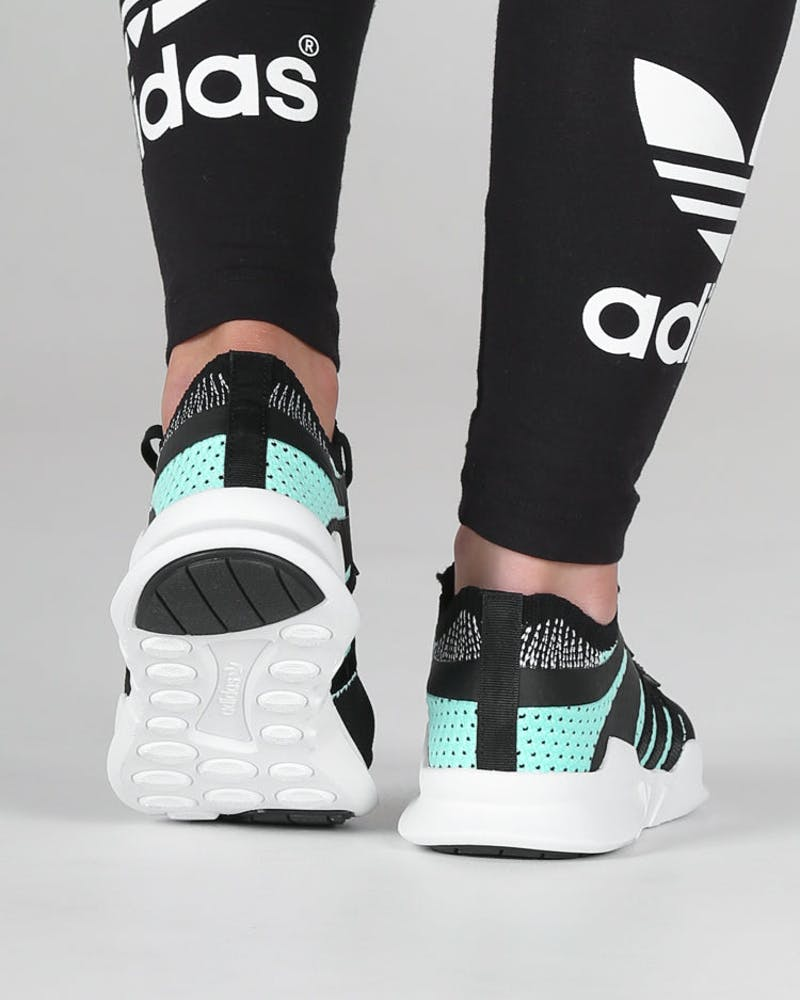 Adidas Originals Women's EQT Support ADV Primeknit Black/White
