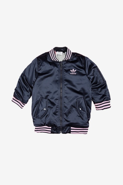 Adidas Originals Infant NMD Bomber Jacket Ink/Pink/Navy