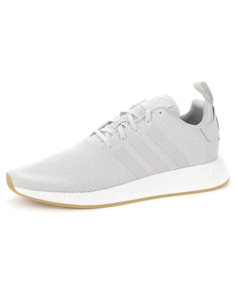 Adidas Nmd R2 Grey White Gum Cq2403 Culture Kings Us