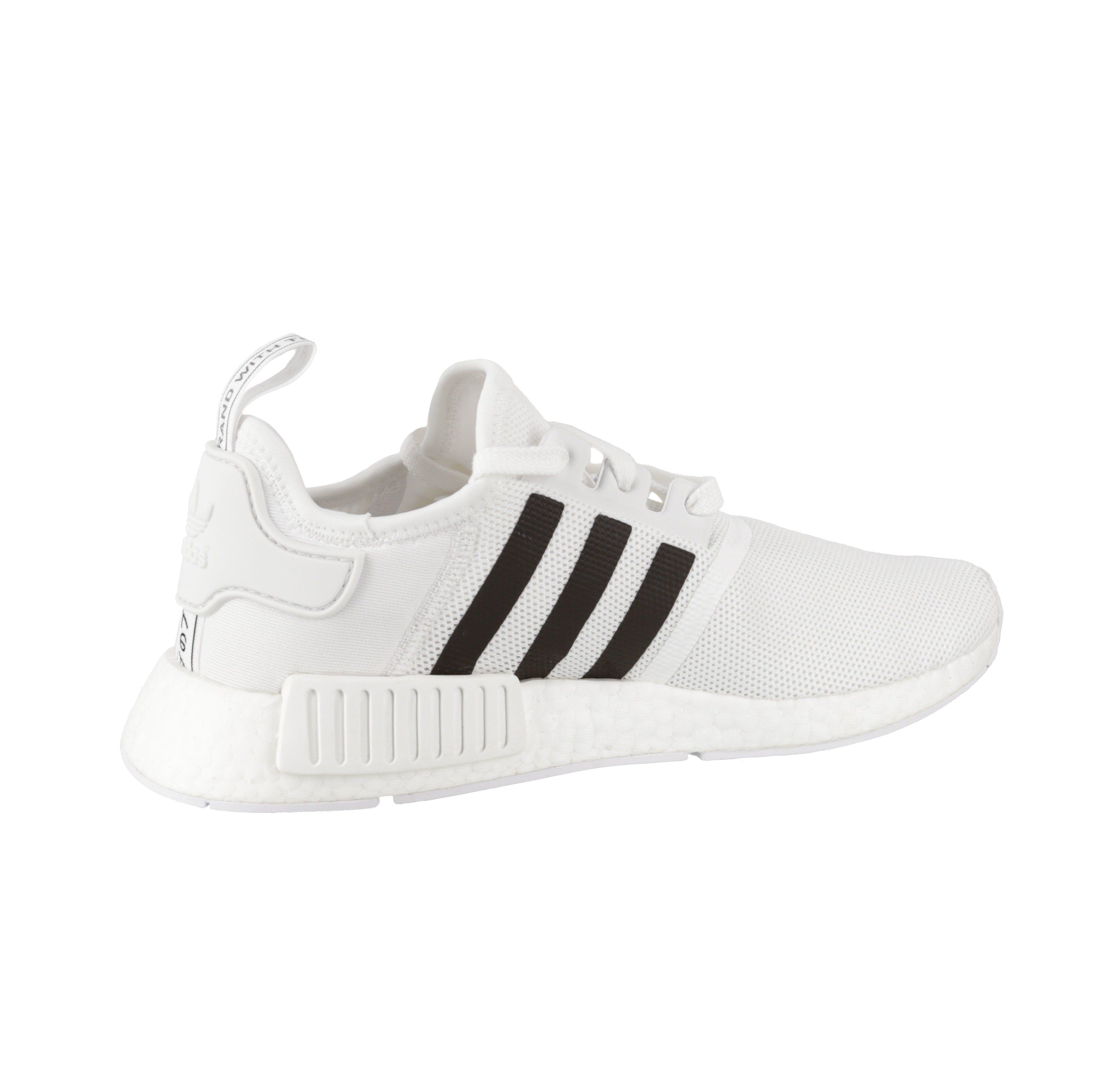 Adidas Originals Nmd R1 White White Cq2411 Culture Kings Us