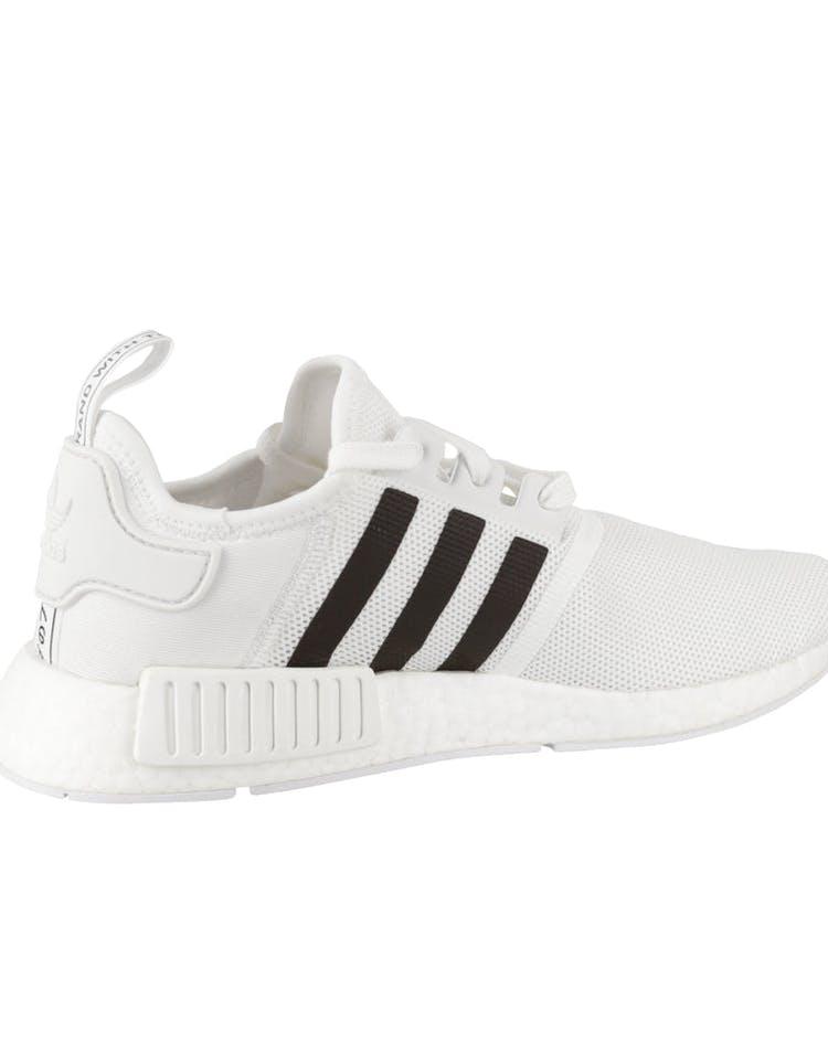 check out ad006 e0150 Adidas Originals NMD R1 White/White