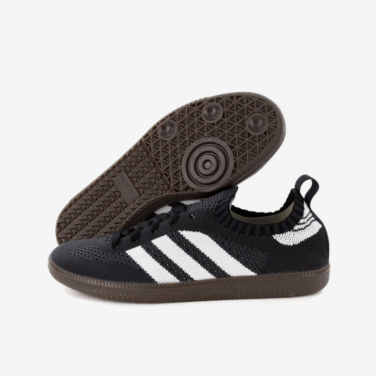 3977878f2ef3 Adidas Samba Primeknit Sock Black White