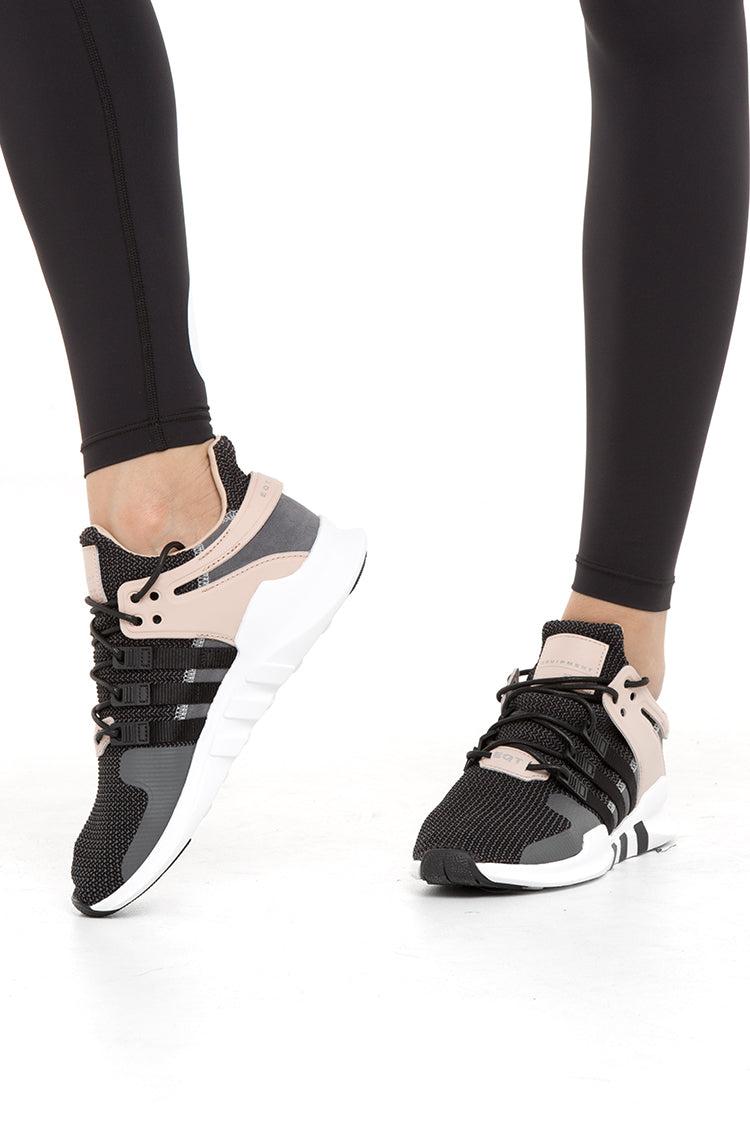 Adidas Originals Women's EQT Support ADV Black Grey Pink CQ2249