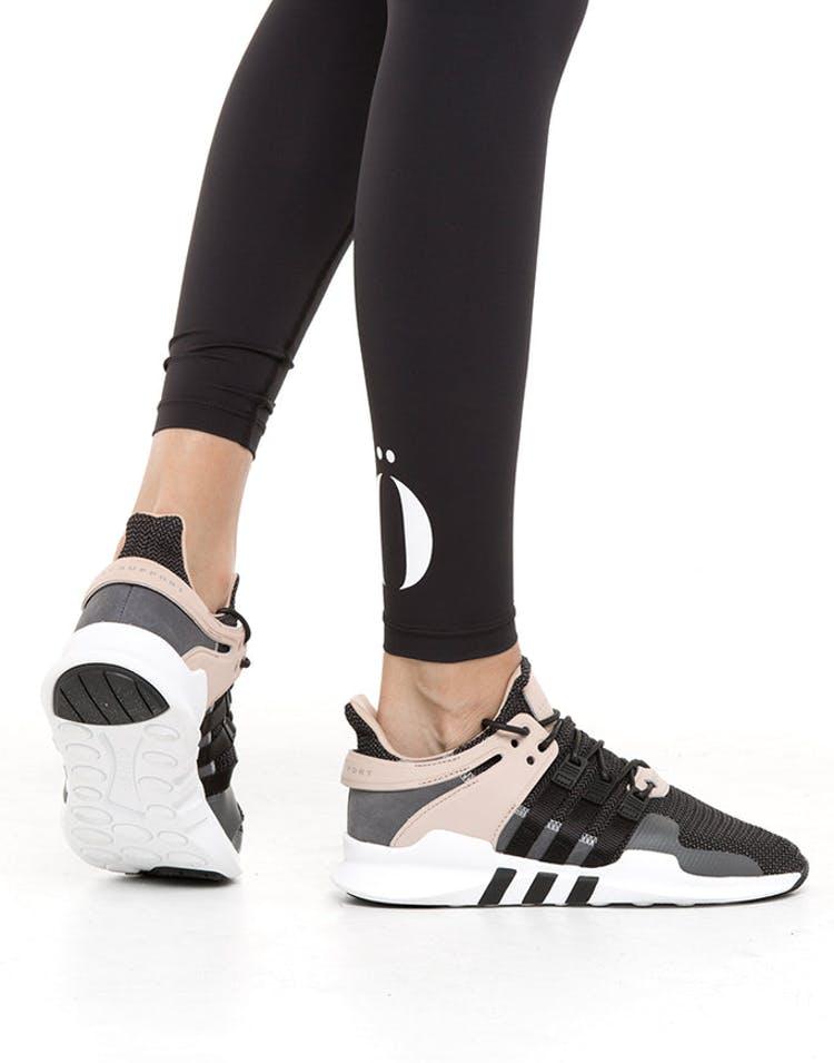 new style 82900 5bb5b Adidas Originals Women's EQT Support ADV Black/Pink/White