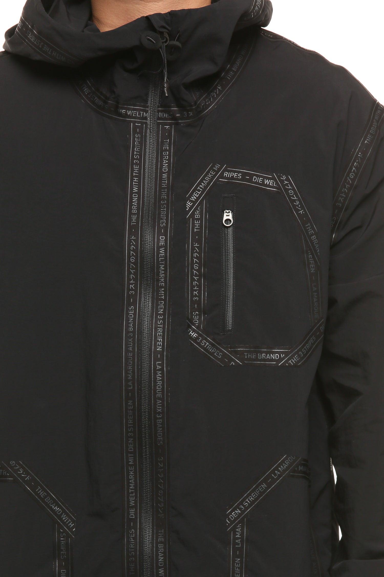 Adidas NMD Field Jacket Black | Culture
