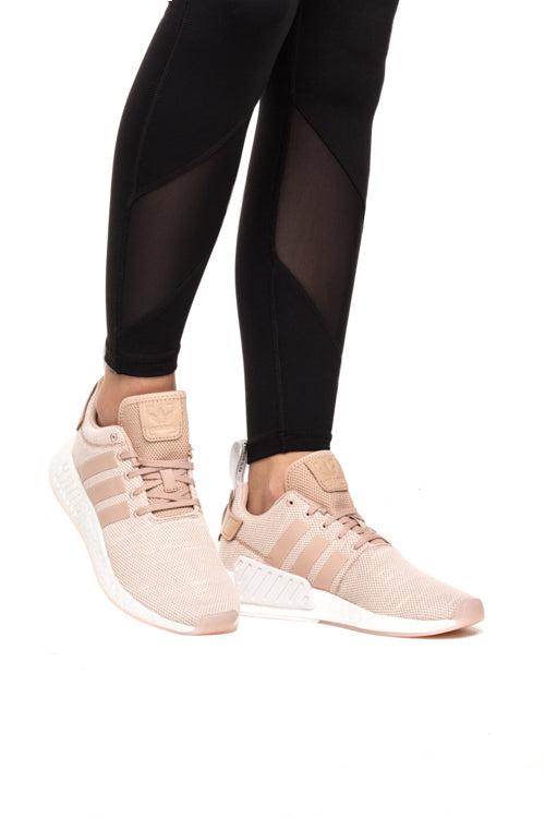 adidas Originals NMD R2 Women AQ0197 PinkWhite