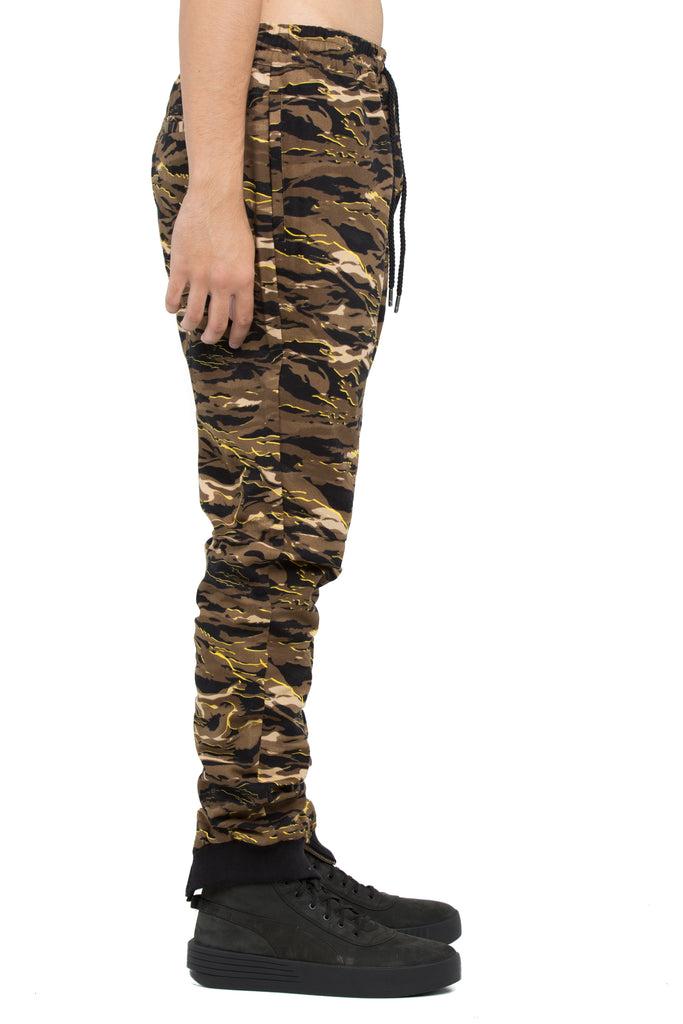 Puma X XO Camo Canvas Pants Black