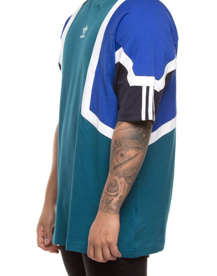 bdd25ffc Adidas Originals Nova Tee Dark Teal – Culture Kings US