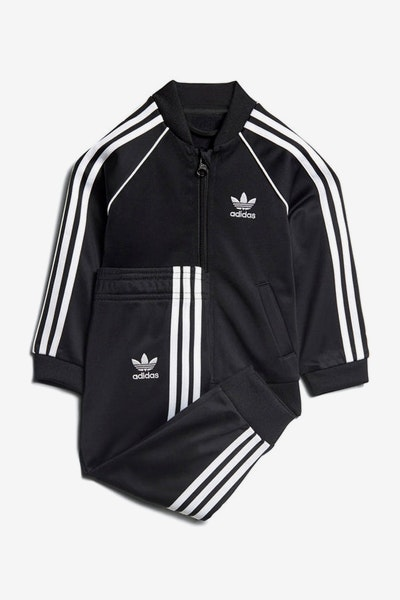 Adidas Originals SST Track Suit Black