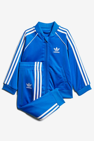 Adidas Originals SST Track Suit Blue